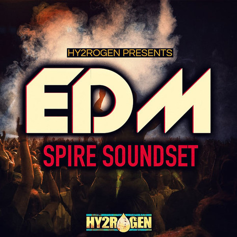 EDM Spire Soundset