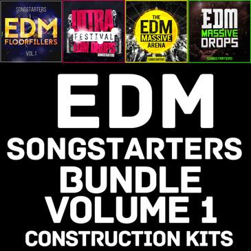 EDM Songstarters Bundle Vol 1