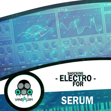 Shocking Electro For Serum