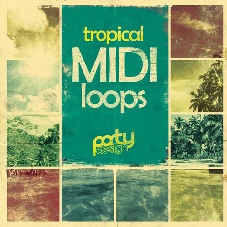 Tropical MIDI Loops Vol 1