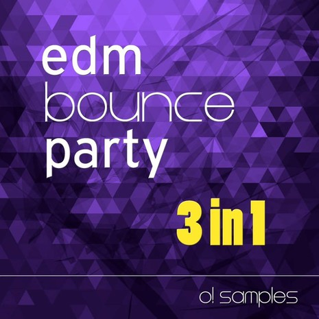 EDM Bounce Party 3-in-1