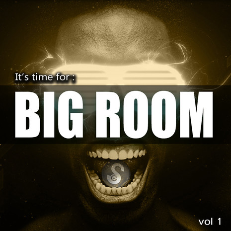 It's Time For: Big Room Vol 1