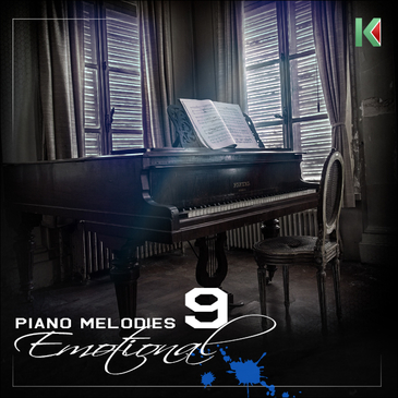 Kryptic Piano Melodies: Emotional 9