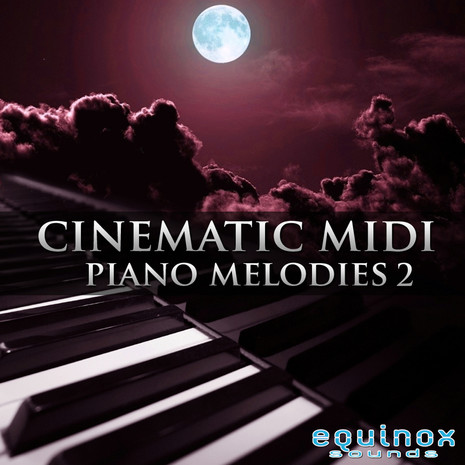 Cinematic MIDI Piano Melodies 2