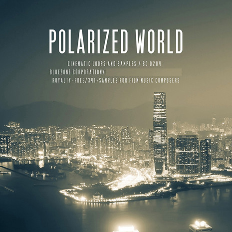 Polarized World: Cinematic Loops & Samples