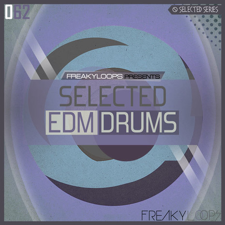 Selected: EDM Drums