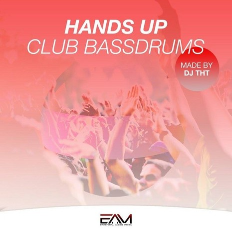 Hands Up Club Bassdrums