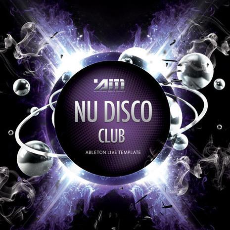 Nu Disco Club: Ableton Live Template