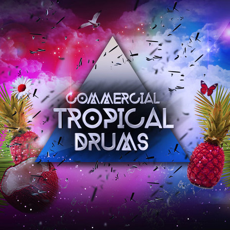 Commercial Tropical Drums