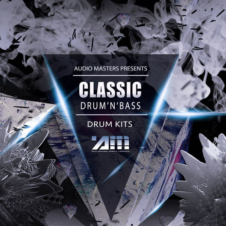 Classic Drum N Bass: Drum Kits