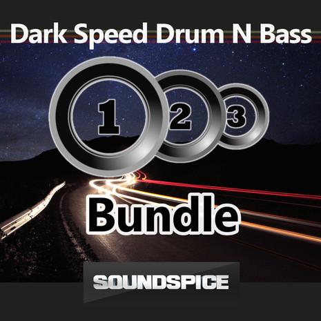Dark Speed Drum N Bass Triple Bundle