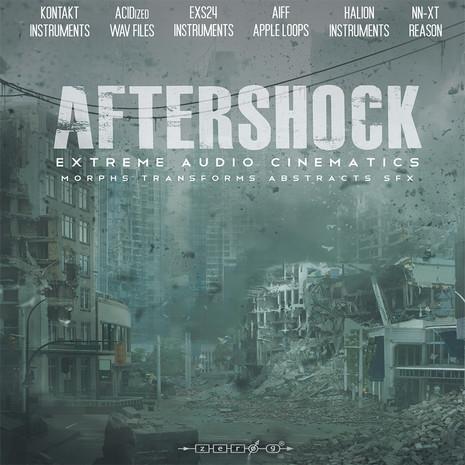 AfterShock: Extreme Audio Cinematics