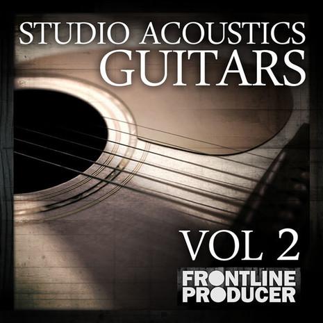 Studio Acoustics: Guitar Vol 2