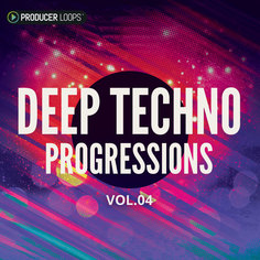 Deep Techno Progressions Vol 4