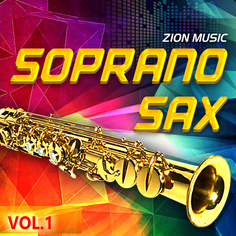 Soprano Sax Vol 1