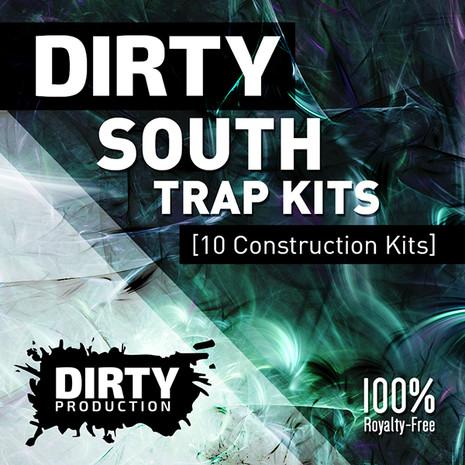 Dirty South Trap Kits