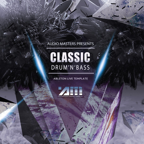 Classic Drum n Bass: Ableton Live Template