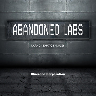 Abandoned Labs: Dark Cinematic Samples
