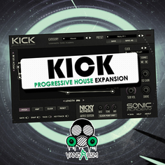 Kick: Progressive House Expansion