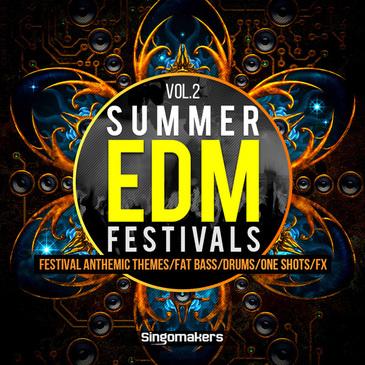 Summer EDM Festivals Vol 2