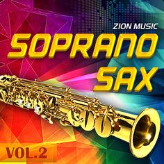 Soprano Sax Vol 2