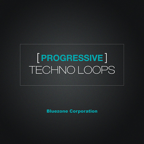 Progressive Techno Loops