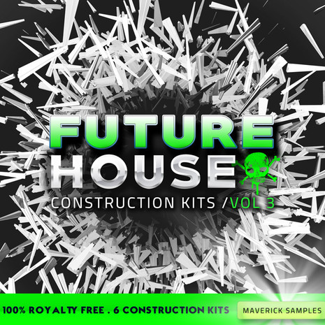 Future House Construction Kits Vol 3