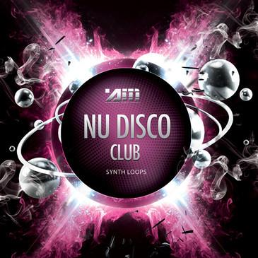 Nu Disco Club: Synth Loops