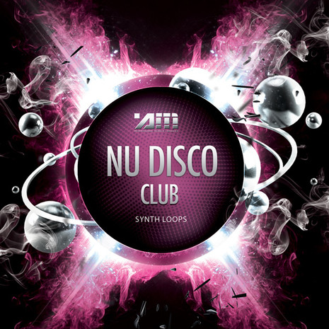 Nu Disco Club: Synth Loops