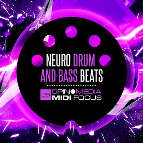 MIDI Focus: Neuro Drum & Bass Beats
