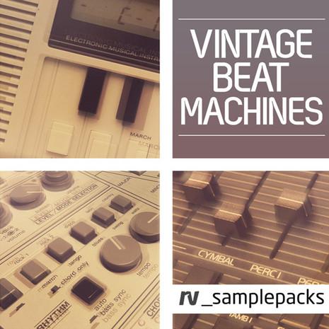 Vintage Beat Machines