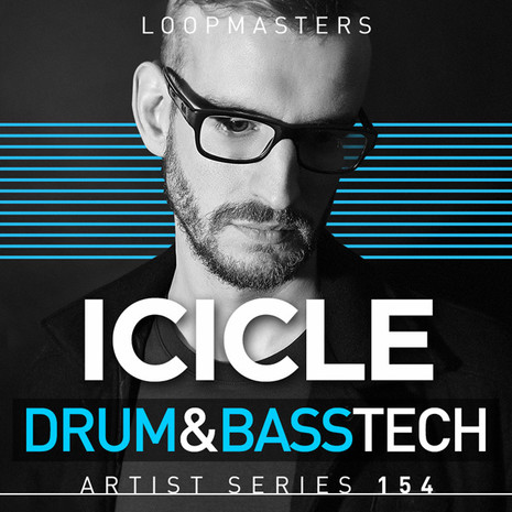 Icicle: Drum & Bass Tech