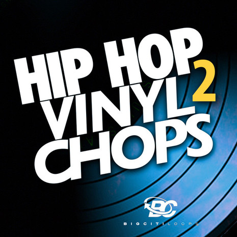 Hip Hop Vinyl Chops 2