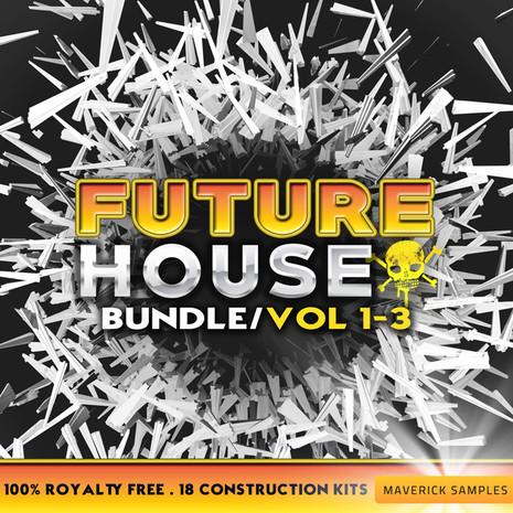 Future House Bundle (Vols 1- 3)