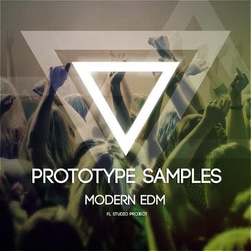 Modern EDM: FL Studio Project