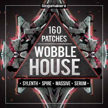 160 Wobble House Patches