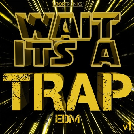 Wait It's A Trap: EDM