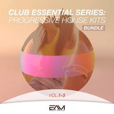 Club Essential Series: Progressive House Kits Bundle Vols 1-3