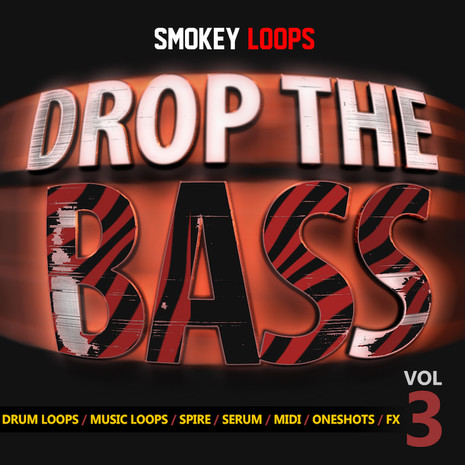 Smokey Loops: Drop The Bass 3
