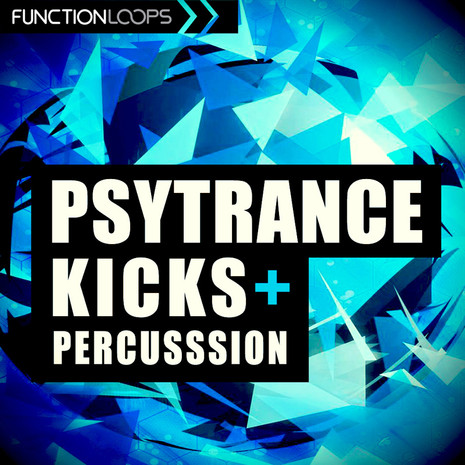 Psytrance Kicks & Percussion