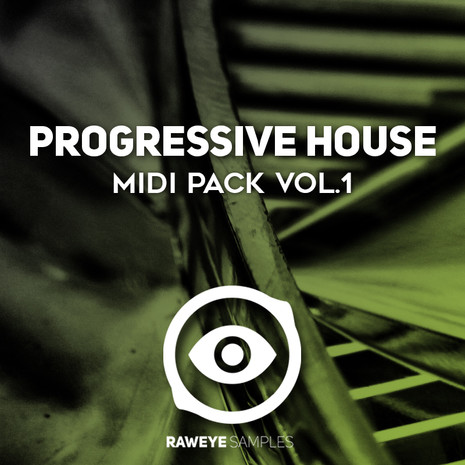Progressive House MIDI Pack Vol 1