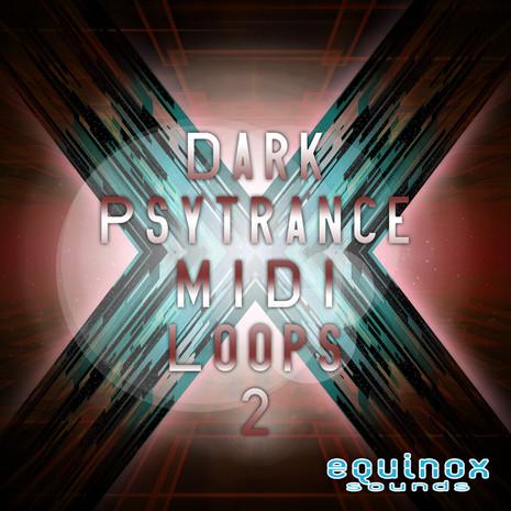 Dark Psytrance MIDI Loops 2