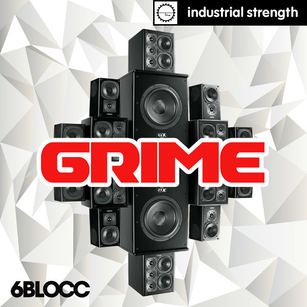 Industrial Strength: Grime