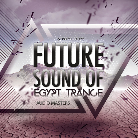 Future Sound Of Egypt Trance: Synth Loops
