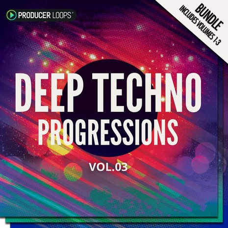 Deep Techno Progressions Bundle (Vols 1-3)