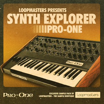 Synth Explorer: Pro One