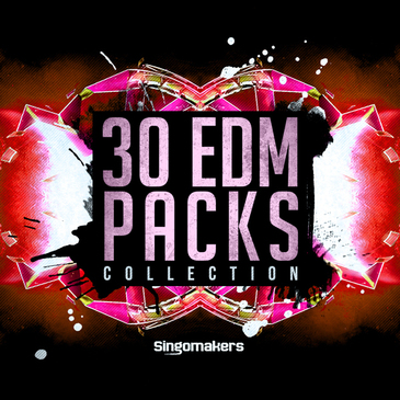 30 EDM Packs Collection