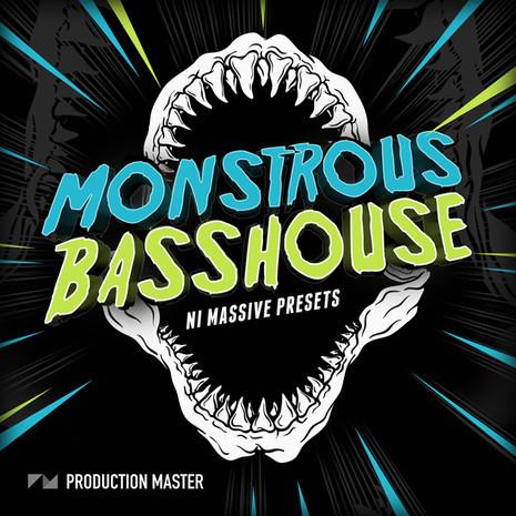 Monstrous Bass House: NI Massive Presets