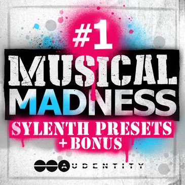 Musical Madness For Sylenth