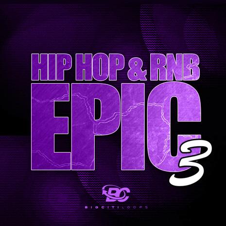 Hip Hop & RnB Epic 3